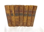 """Bells Edition of Shakespeares Plays"" 7 of 9 volumes 1778"