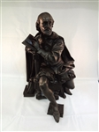Shakespeare Sitting Bronze Sculpture