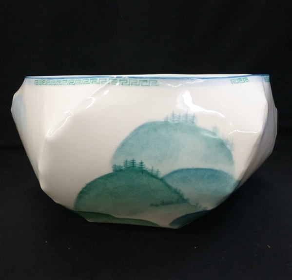 Lightscape Nymphenburg Salad Bowl Painted