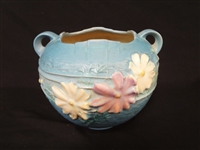 "Roseville Pottery ""Cosmos"" Pattern Bowl"