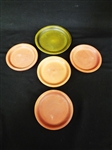 (1) Roseville Pottery Planter Saucers