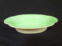 Cowan Pottery Large Console Bowl 16 x 10.75