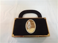 Evans All in One 1950s Cigarette/Makeup Purse