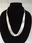 Carolyn Pollack Relios Liquid Sterling Silver Necklace