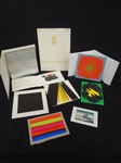 Collection 1960s Modern Art Lithos Gallery Openings & Artist Greetings
