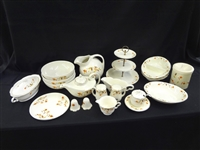 Jewel Tea Autumn Leaf China Set: 16 Extra Serving Pieces