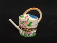 Limoges Peint Mein Trinket Box: Watering Can Artoria