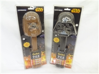 (2) PEZ Giant Pez Dispensers Darth Vader, Chewbacca