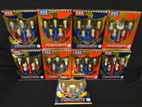 Pez Presidents of the United States Volumes I-IX Complete Set Original Packaging