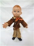 "12"" 1938 Flexy Doll by Ideal Original Clothes"