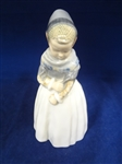 Royal Copenhagen Figurine Young Girl 1251