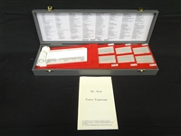 The Nash Contra Logoscope in Original Case Nottingham Medical Data Systems