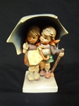 "Large Hummel ""Stormy Weather"" Figurine"