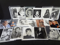 Group of (20) Hollywood Autographed Photos