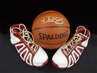 Daniel Gibson Autographed Basketball Unsigned Shoes