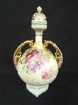 Royal Nippon Two Handle Decanter with Stopper