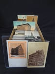 750-800 Postcard Lot Cleveland, Surrounding Ohio Areas