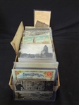 800 Postcards Featuring Ohio and Surrounding Towns and Cities