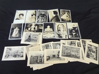 (31) Real Photo Postcards of Dolls and Museum in New York City