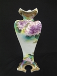 Large Royal Nippon Triangle Vase