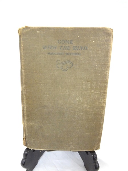 Gone With the Wind Margaret Mitchell True First Edition May 1936