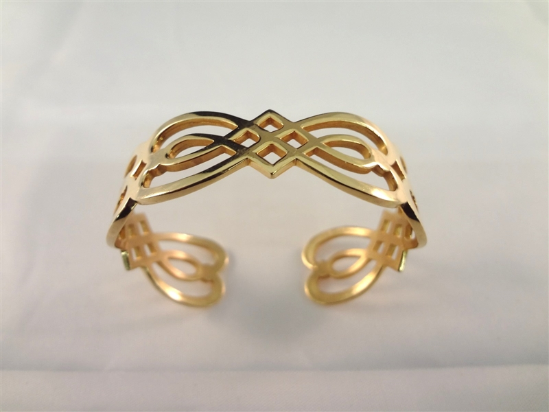 14k Gold Crafthouse Williamsburg Cuff Bracelet