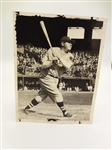 Babe Ruth Wire Photo International News Photo Inc