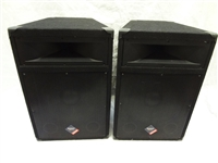 Nady Audio PTS515 Floor Stand Two Way Speakers