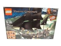 LEGO Collector Set #4184 Pirates of the Caribbean The Black Pearl New and Unopened