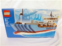 LEGO Collector Set #10155 Maersk Cargo Ship New and Unopened