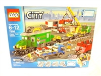 LEGO Collector Set #7898 City Cargo Train Deluxe New and Unopened