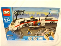 LEGO Collector Set #7897 City Passenger Train New and Unopened