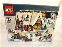 LEGO Collector Set #10229 Winter Village Cottage New and Unopened