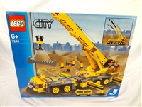LEGO Collector Set #7249 City Construction Crane New and Unopened