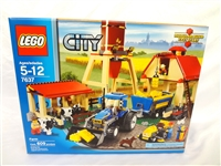 LEGO Collector Set #7637 City Farm New and Unopened