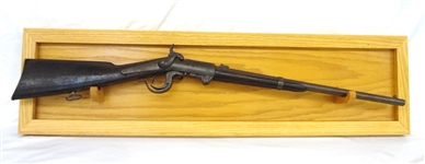 1864 Civil War Burnside Carbine Model Five Rifle