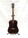 Guild Acoustic 6 String Guitar D-25 With Epiphone Hard Case