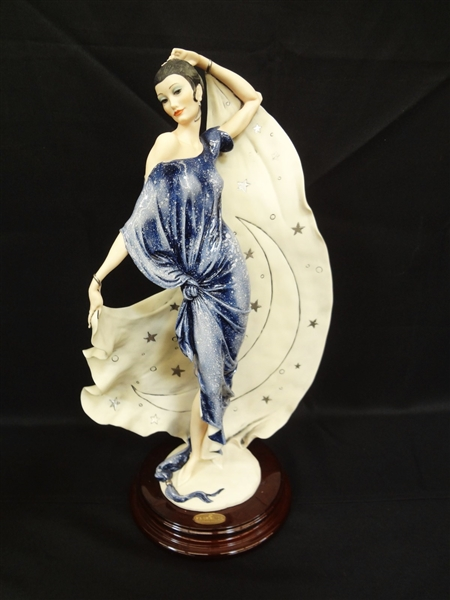 Giuseppe Armani Sculpture Moonlight 18/5000