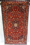 "Keshan Iran Hand Knotted Persian Rug 76"" x 42"""