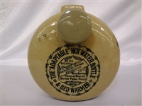 Timothy White Ltd. Adaptable Hot Water Bottle and Bed Warmer Stoneware