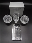 Waterford Crystal Times Square Collection Paperweights