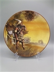 Nippon Native American Indian Plate