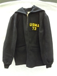 West Point Academy Black Wool Jacket