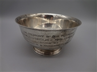 Gorham Sterling Silver Revere Reproduction Bowl