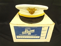 West Point Academy Military Cap in Original Box