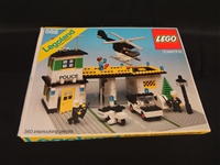 LEGO Town System Police Headquarters OPENED