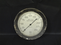 The Ashcroft Mfg. Company Cast Iron Steam Gauge Erie City Iron Works