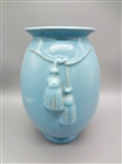 "Weller Pottery Vase ""1933 Darsie Cord and Tassel"""