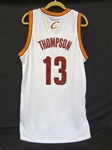 Tristan Thompson Cleveland Cavalier Signed Jersey