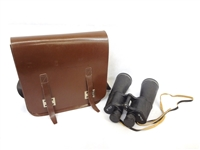 Tento Russian Binoculars 20x60 With Brown Leather Case